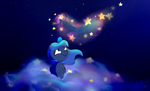 Clouds full of stars. by grethzky