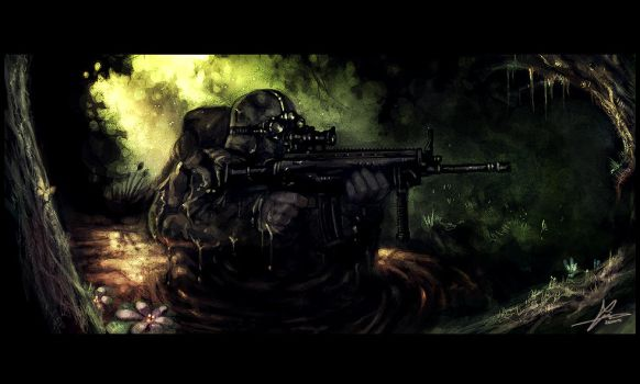 Recon by blackpoint