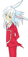 March hare Bakura by Awkwardly-Handsome