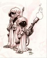 Bad-Ass jawas by tmalo70