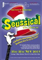 Seussical Poster by legley