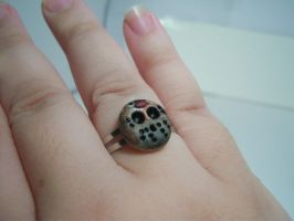 Jason Friday the 13th Ring by sweet-geek