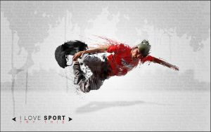 I love sport - try this by MichalNowak