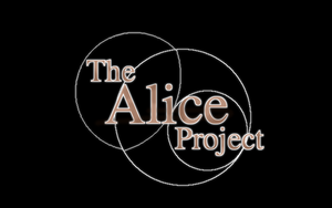 The Alice Project - Logo Prototype by Garoslaw