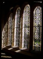 Stained Glass - Medieval style by Hakuba
