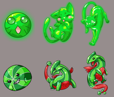 Squiby Green by krokus00