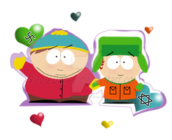 I'm with Cartman now by NicoleDaney