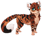 OC AUCTION: Caspian by TaraviAdopts