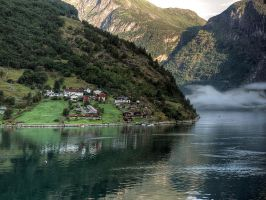 On our way to Geiranger by MisterKrababbel