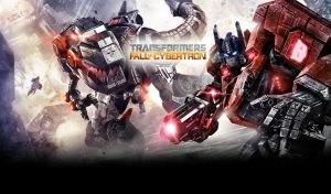 Transformers Fall of Cybertron by LinkinPrime