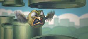 Flappy bird by cheetos35
