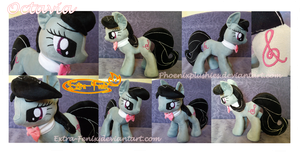 Octavia plush by Feneksia-Creations