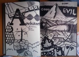 Concept sketch story by mesign