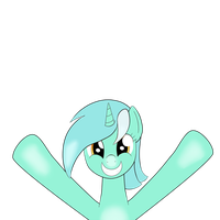 Lyra sees you by Silverfox057