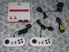 My Yobo FC NES Game Console by T95Master
