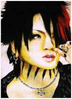 Ruki (done) by FreeSpiritArtSoul