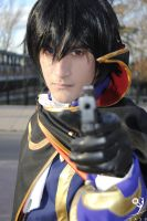 Lelouch Lamperouge - Code Geass by AraragiSakata