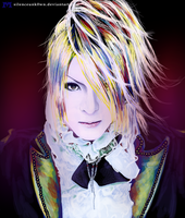 Nao_Colorful Portrait by silenceunk0wn