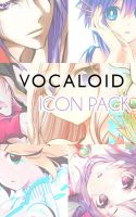 VOCALOID Icon Pack by banbooism