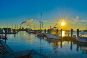 Maritime Port Sunset Saturday November 29, 2014 1 by ENT2PRI9SE