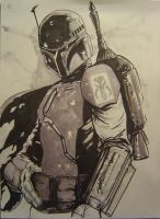 Boba Fett by grover80
