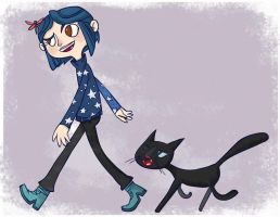 Coraline by NicParris