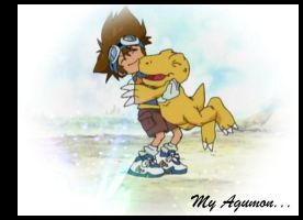 My Agumon by Agumon-club