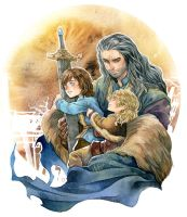 Heirs of Durin by Ecthelian