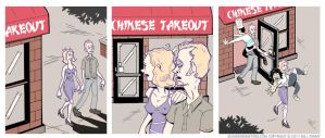 Chinese Takeout by WilliamPenny