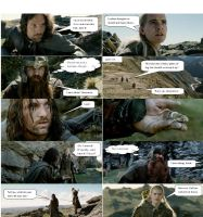 Lord of the Rings Comic 12 by ashantiwolfrider