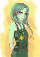 BMO by Moondrophime