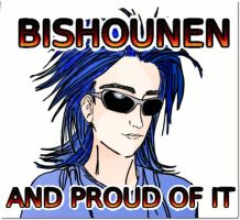 Bishounen and proud of it by kittytreats