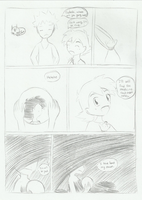 The Little Mermaid Page 6 by xmizuwaterx
