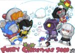 merry christmas by prisonsuit-rabbitman