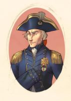 Lord Admiral Nelson by fabiolagarza