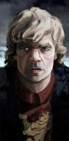Tyrion Lannister - Game of  thrones by VictorGarciapq