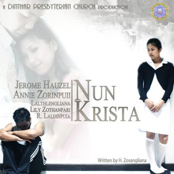NUN KRISTA Cover by sangliana