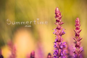 Summertime by KrisSimon