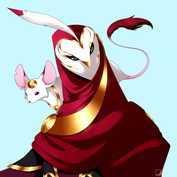 tyto the swift by jellyphile