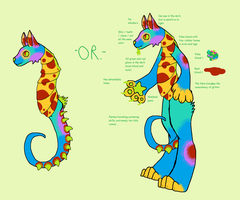 Pizzas ;REF; by CatCrud
