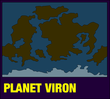 Planet Viron by Antooniverse