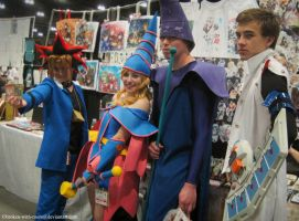 AX 2011 Yu-Gi-Oh by broken-with-roses