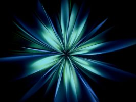 Blooming at Warp Speed by janinesmith54