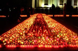 candles by Amishechka