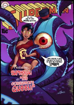Superman63Starro by tran4of3