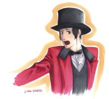 Brendan Urie by i-am-tsukiko