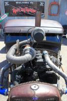 Turbo Ford Pick Up Power Plant by DrivenByChaos