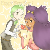 Wishful - New Years by Patori-san