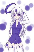 New Absol Evolution Gijinka by Omstridd