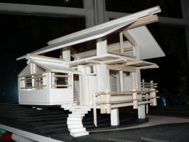 Model house test 1 by GisliBalzer